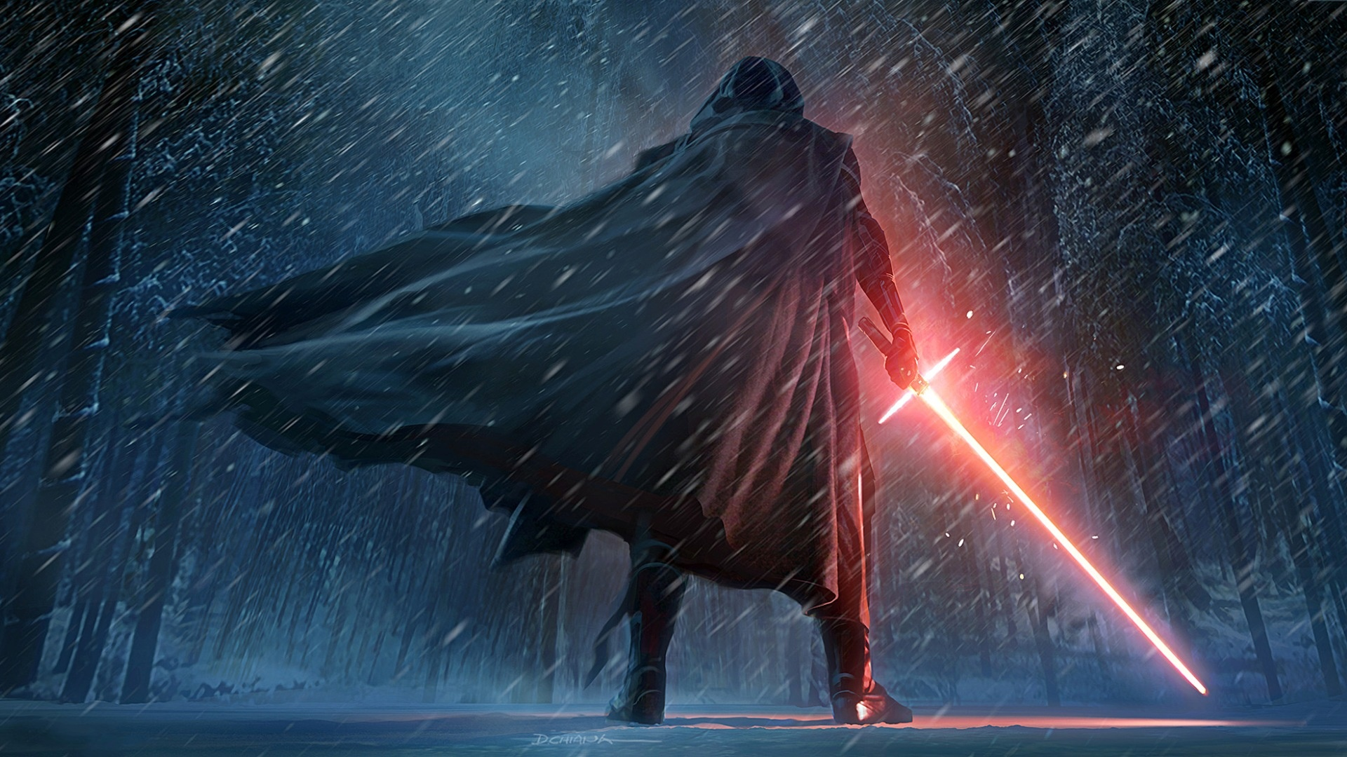 Star Wars Episode Vii The Force Awakens Wallpapers 1920x1080