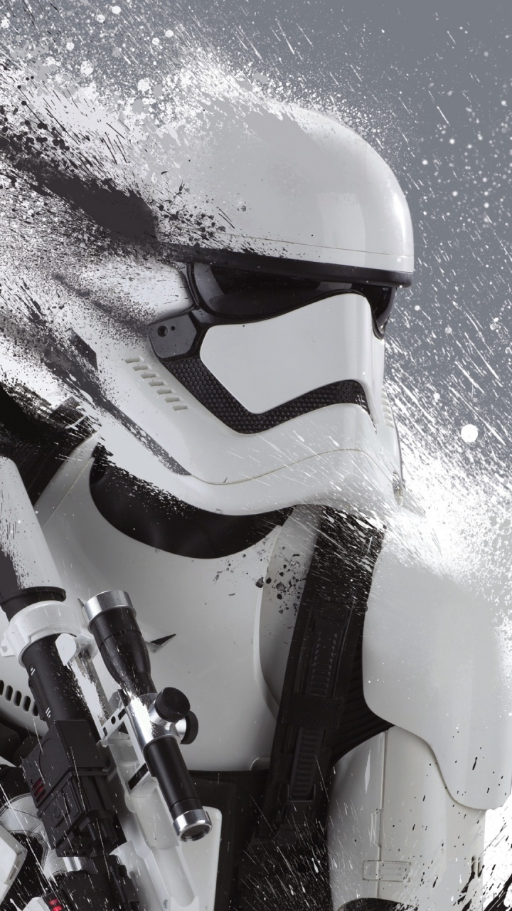 star wars episode vii the force awakens warrior wallpapers