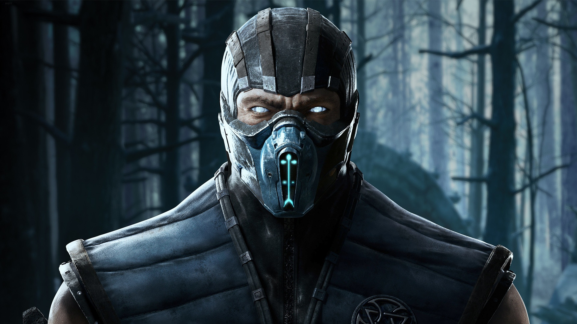Sub-Zero Mortal Kombat X Wallpapers - 1920x1080 - 513180