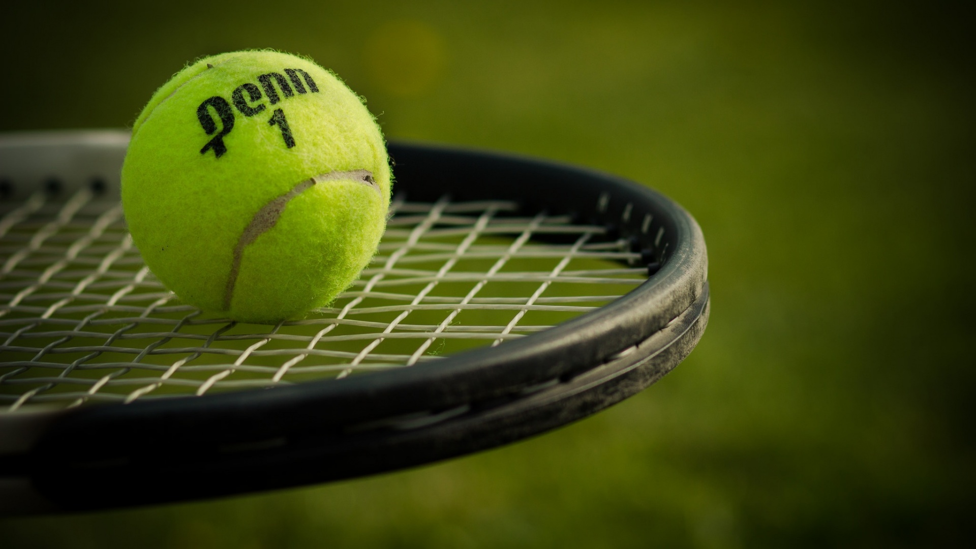 Tennis Ball And Racket Sports Wallpapers