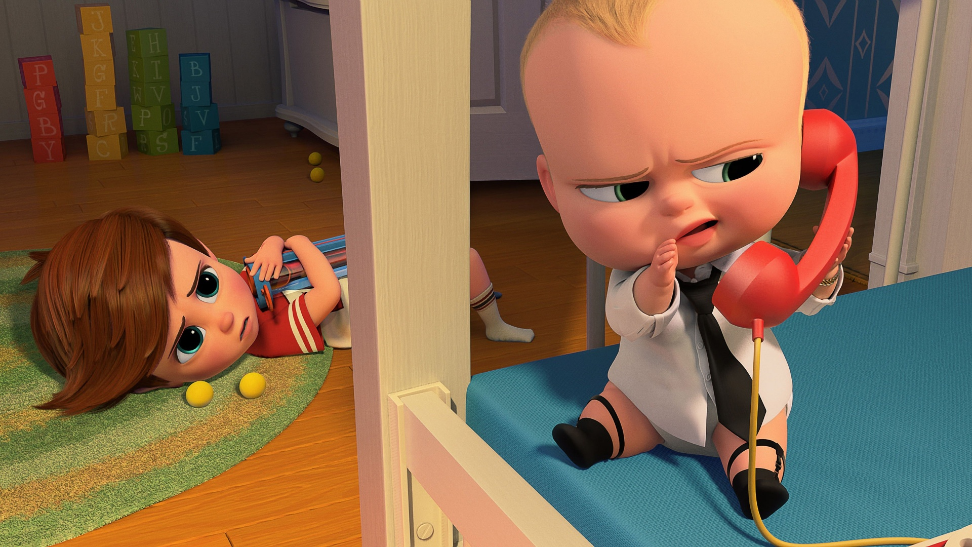 The Boss Baby Movie Stills Wallpapers 1920x1080 677942