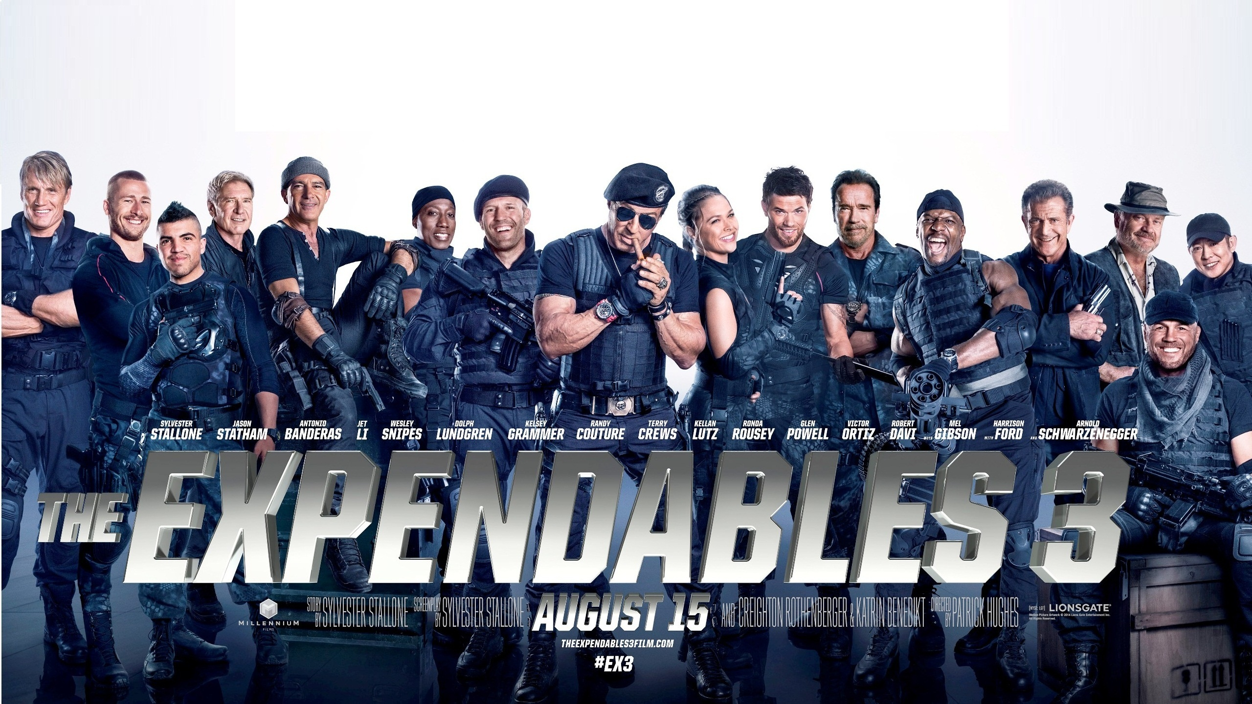 The Expendables 3 2014 Wallpapers - 2560x1440 - 1311891