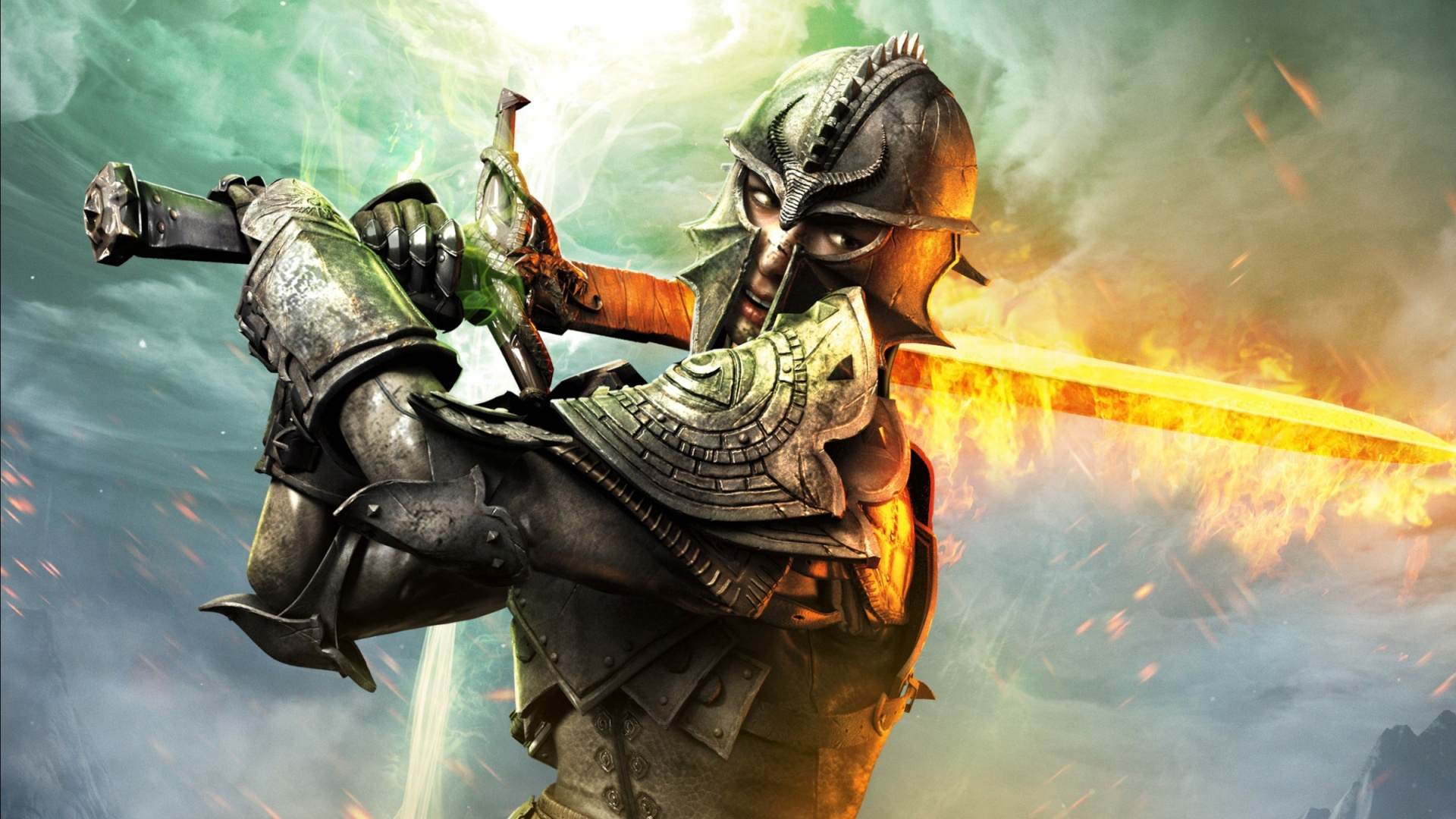 The Inquisitor Dragon Age Inquisition Wallpapers 1920x1080 632875