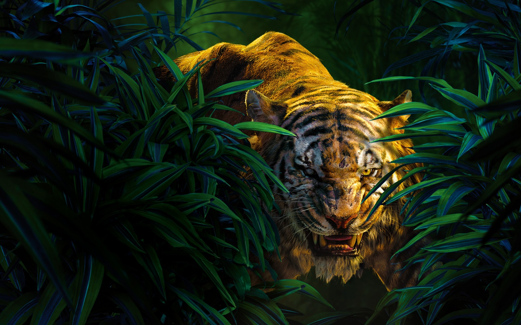 the jungle book shere khan wallpapers - 1680x1050 - 408695