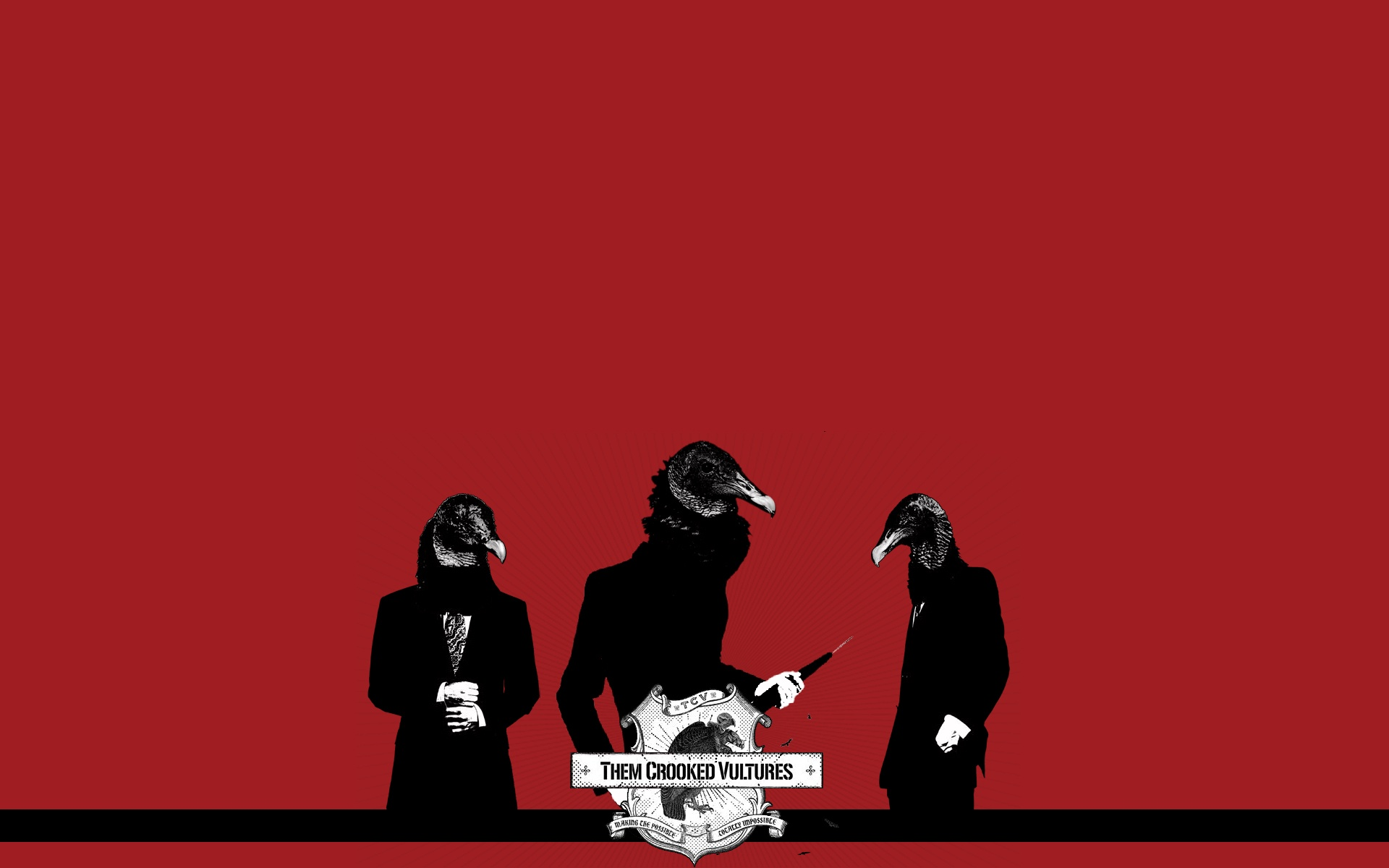 Them Crooked Vultures | 1920 x 1200 | Download | Close