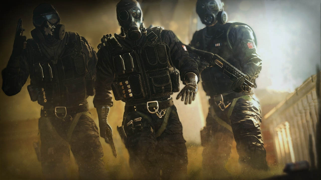 Tom Clancy's Rainbow Six Siege Wallpapers - 1280x720 - 236429: http://www.bhmpics.com/view-tom_clancys_rainbow_six_siege-1280x720.html