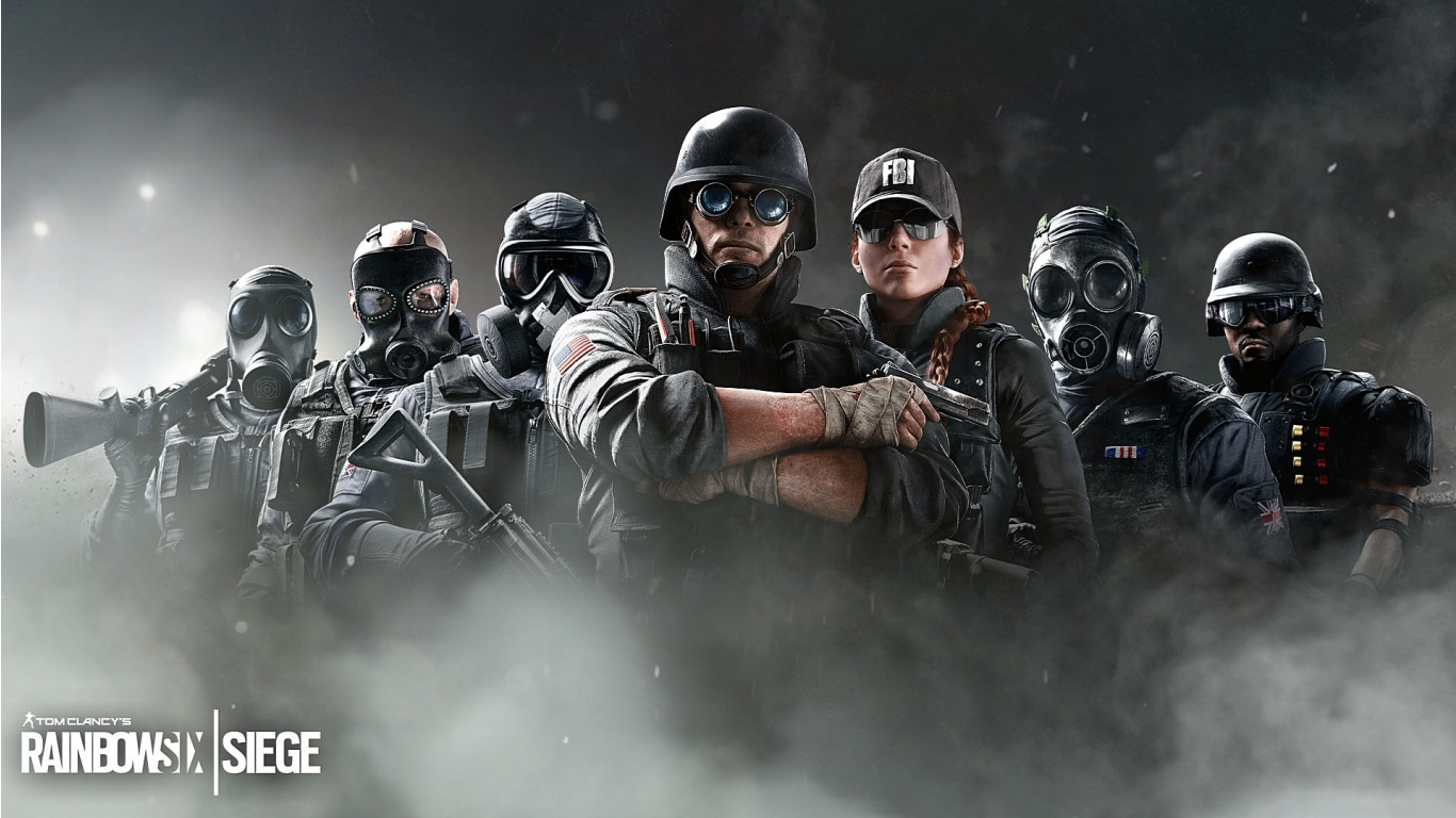 Tom Clancys Rainbow Six Siege Wallpapers
