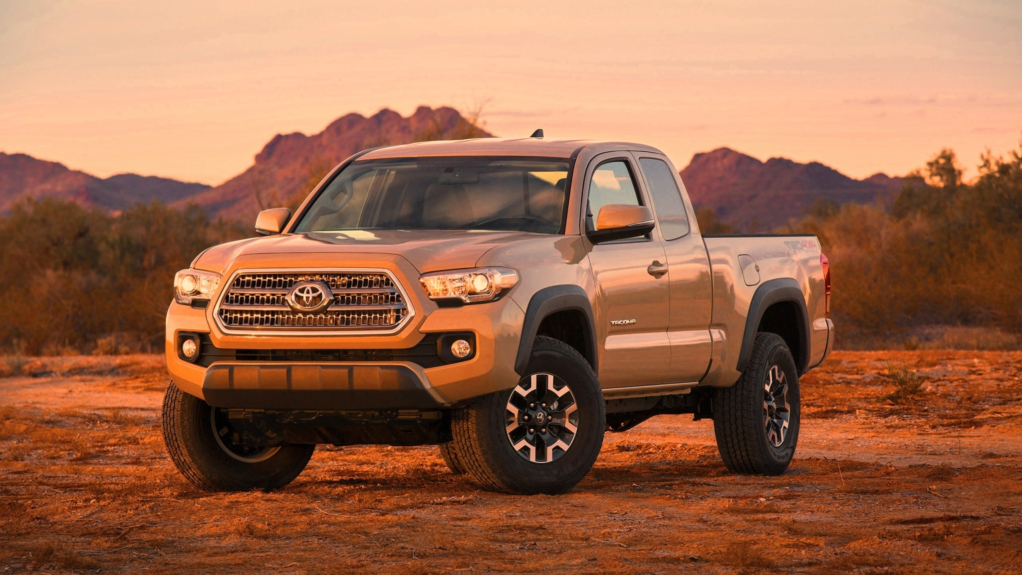 toyota tacoma trd off road 2016 wallpapers 2048x1152 775579. Black Bedroom Furniture Sets. Home Design Ideas