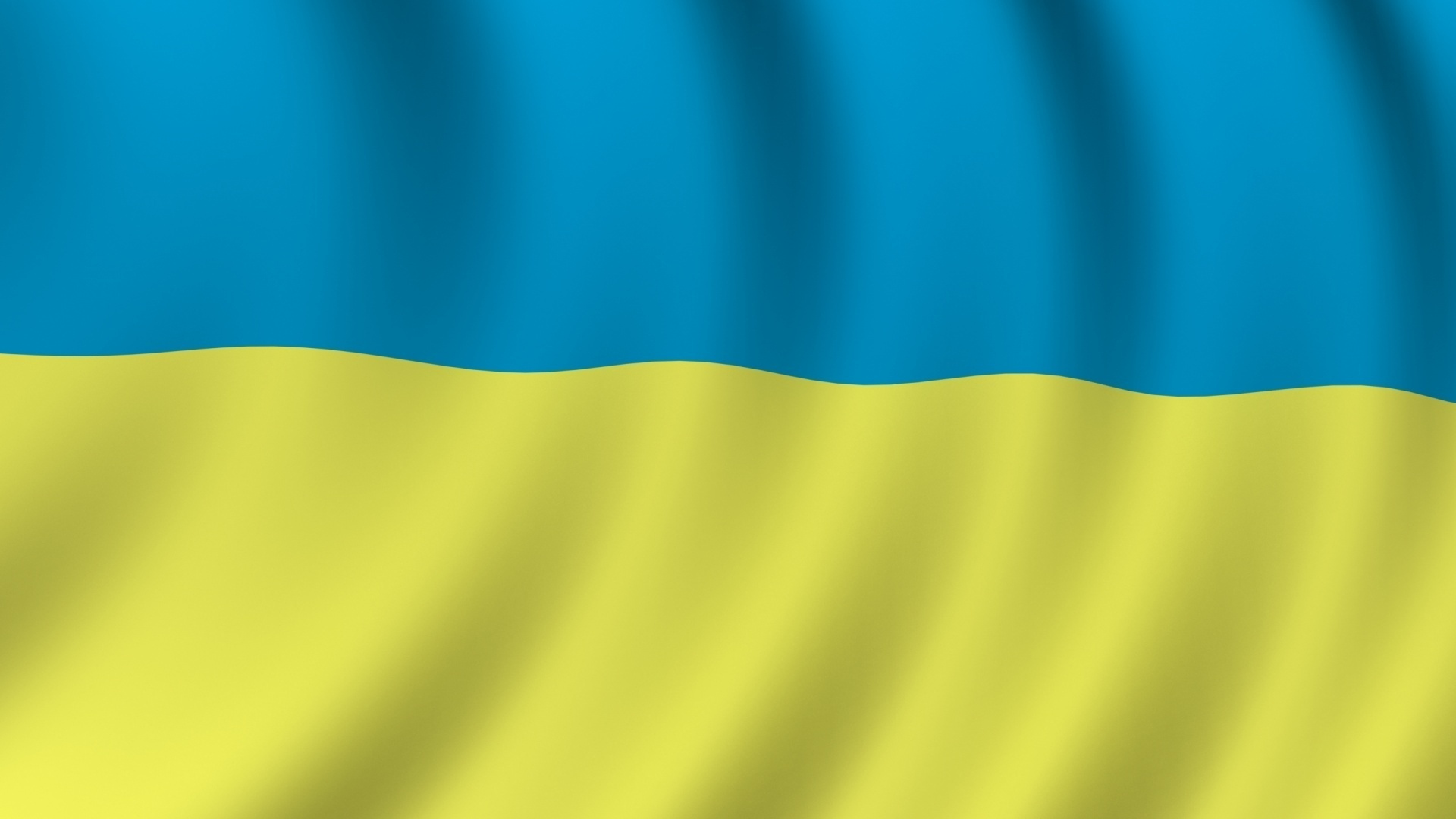 Ukraine Flag Wallpapers - 1920x1080 - 209736