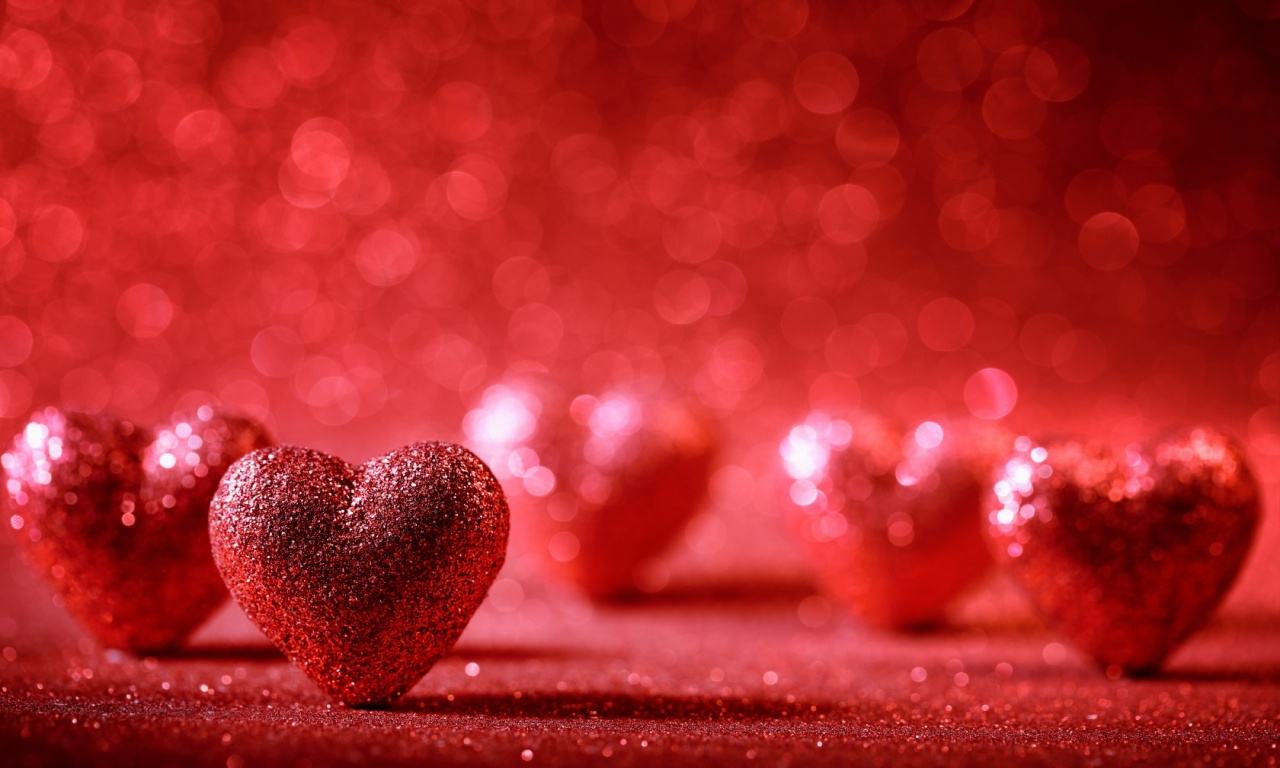 Valentines Day Love Hearts Wallpapers 1280x768 232694