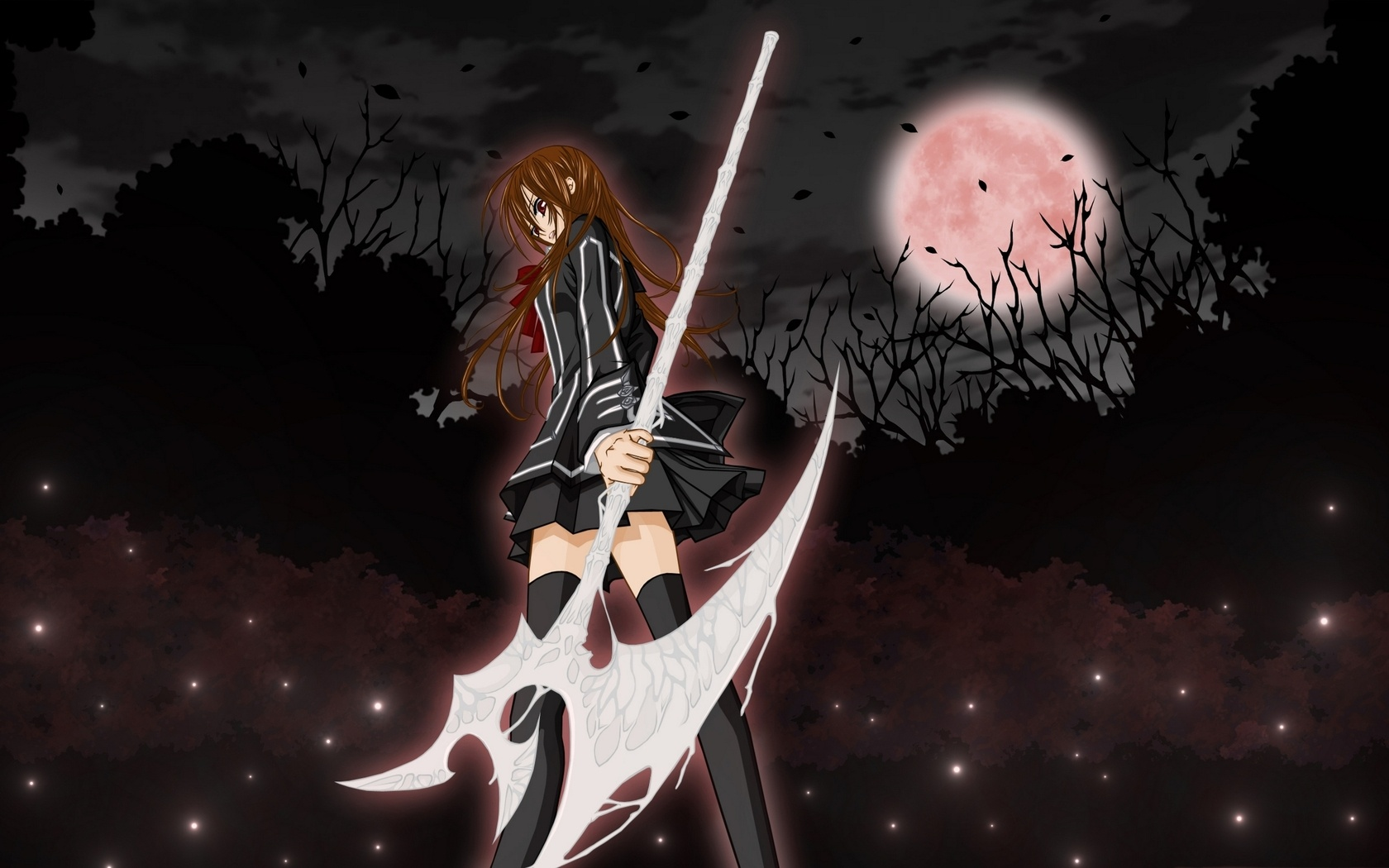 Vampire Knight Yuki   1680 x 1050   Download   CloseVampire Knight Wallpapers