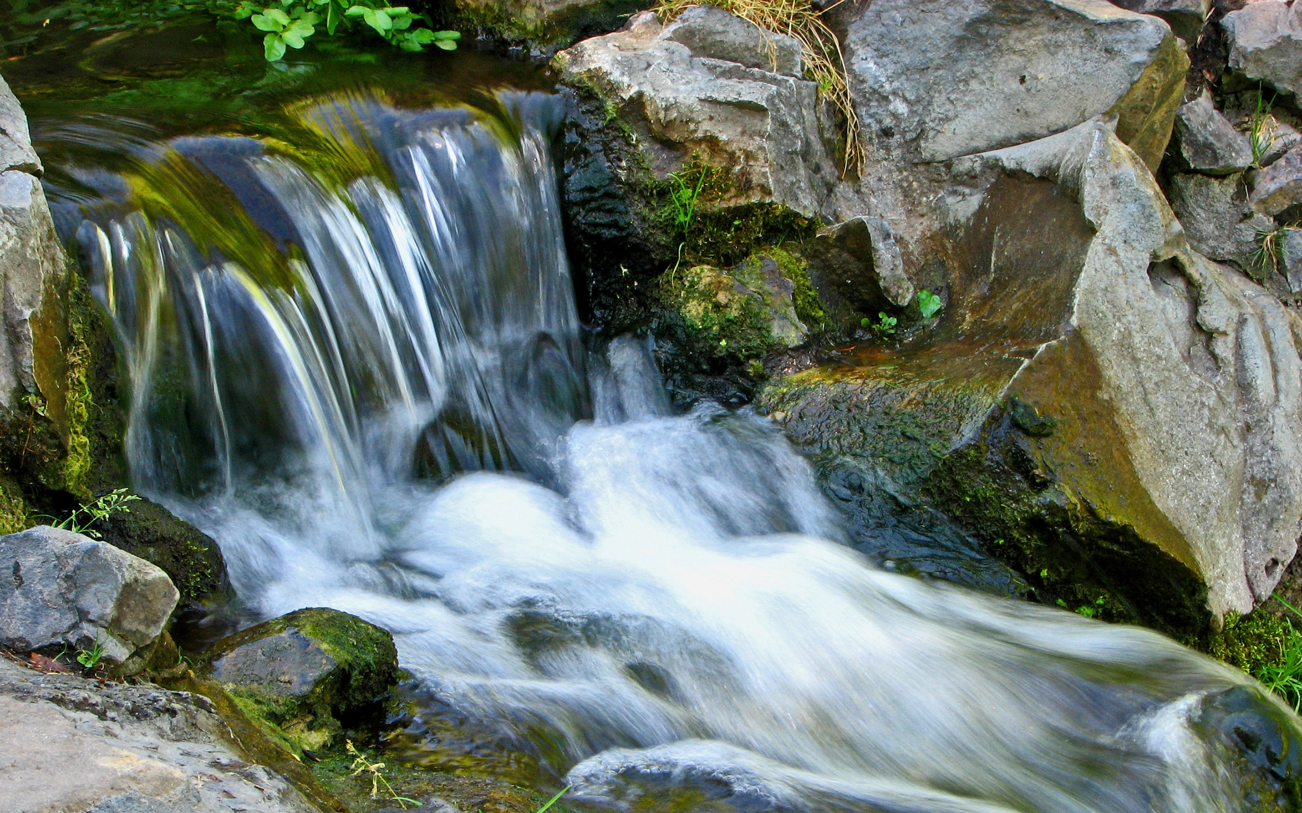 Water flow Wallpapers - 2560x1600 - 1668353