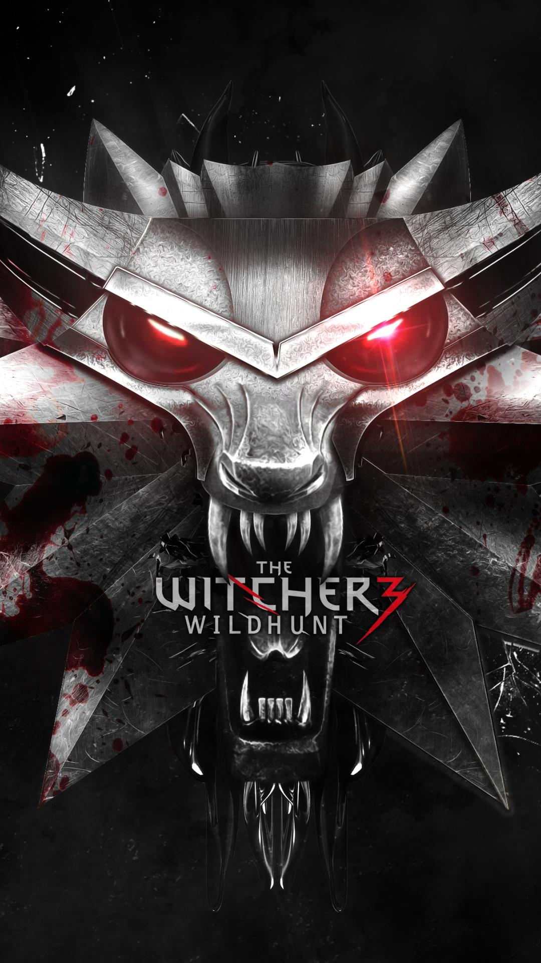 wolf medallion the witcher 3 wild hunt wallpapers