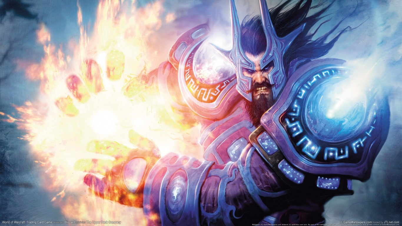 World Of Warcraft Wallpapers 1366x768 321254