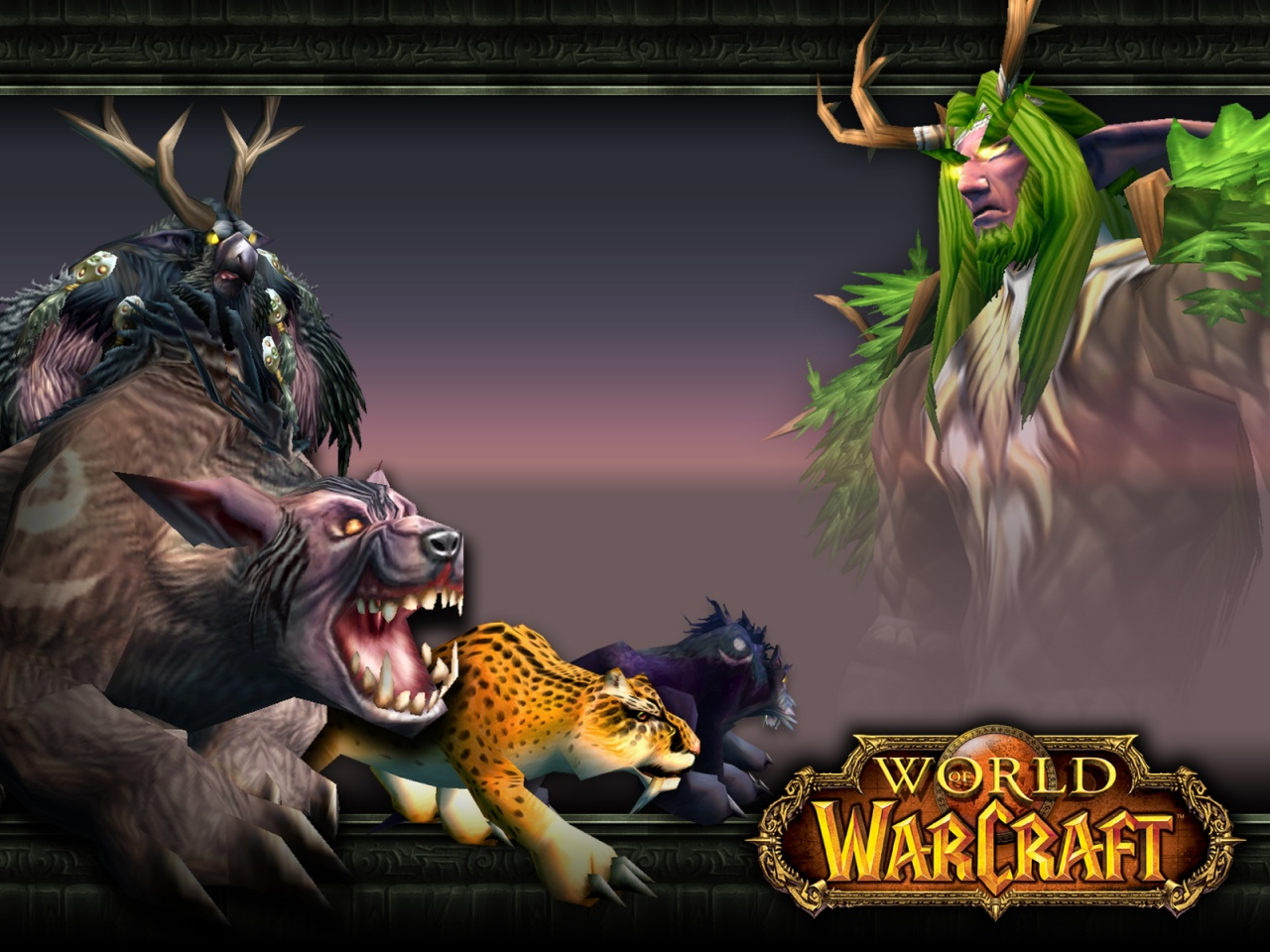 World Of Warcraft Druid Wallpapers 1280x960 337185