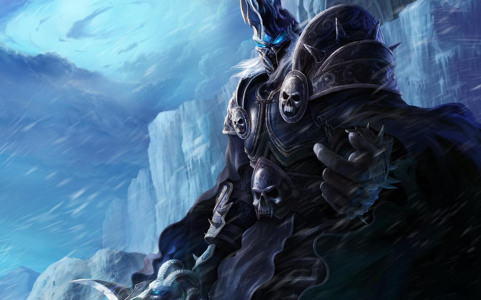 World of warcraft the lich king 1680 x 1050 download close