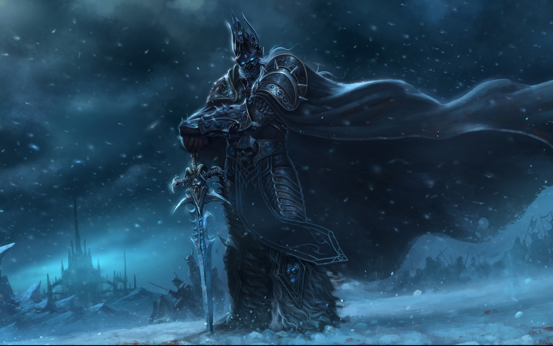 Wow Lich King | 1920 x 1200 | Download | Close