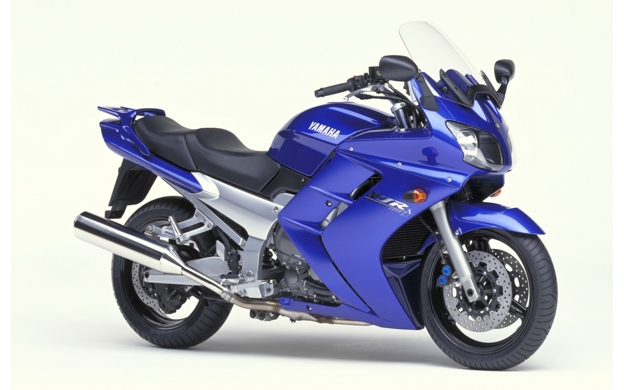Yamaha FJR1300 Wallpapers