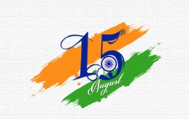 15 August India Independence Day 2016