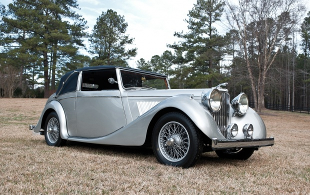 1948 Jaguar Mark IV Drophead Coupe (click to view)