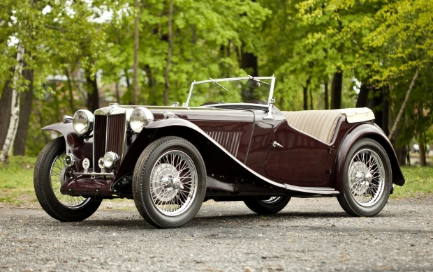 1949 MG TC Midget Two Seater (click to view)