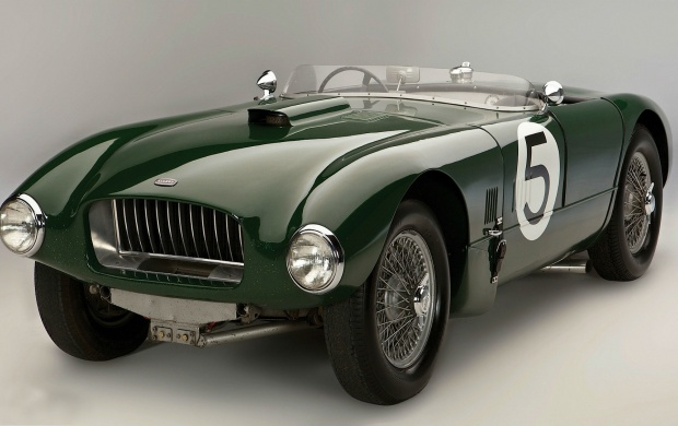 1953 Allard JR Le Mans Roadster (click to view)