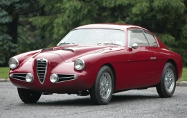 1955 Alfa Romeo 1900C Super Sprint