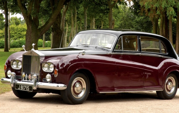 1962 Rolls Royce Silver Cloud (click to view)