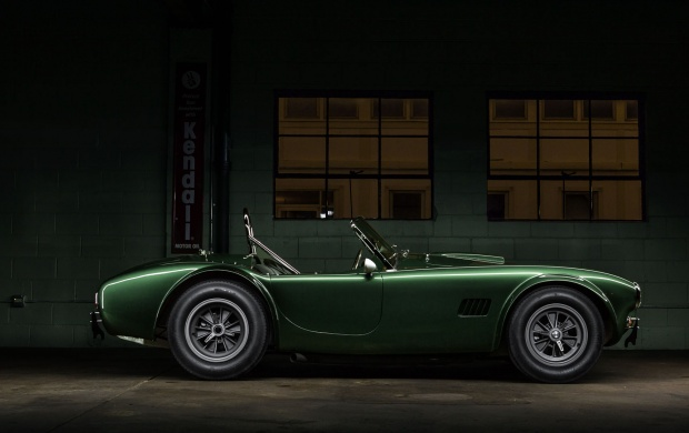 1963 Shelby Cobra 289 Dragonsnake (click to view)