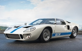 1968 Ford GT40 Cars
