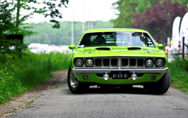 1970 Plymouth Barracuda (click to view)
