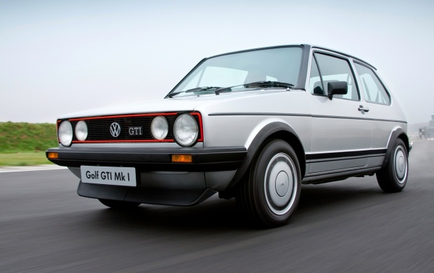 1976 Volkswagen Golf GTI (click to view)