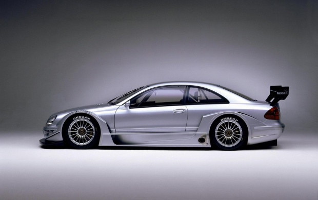 2004 Mercedes-Benz CLK DTM AMG (click to view)