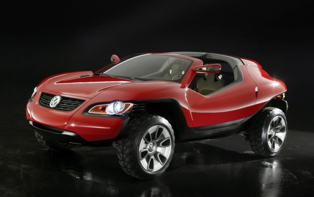 2004 Volkswagen Concept T Off-Road (click to view)