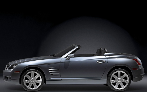 2005 Chrysler Crossfire Roadster (click to view)