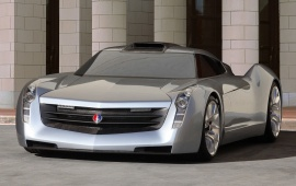 2006 Jay Leno GM Turbine Powered Ecojet Concept