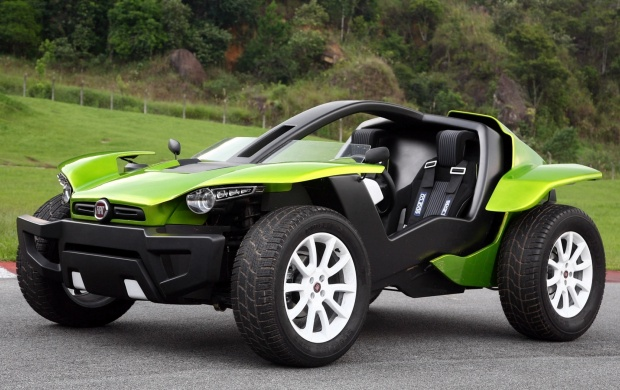 2008 Fiat FCC II Bugster (click to view)