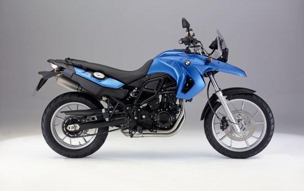 2009 BMW F 650 GS (click to view)