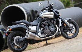 2009 Yamaha Star VMAX Motorcycle