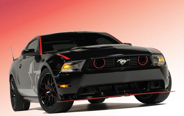 2010 Ford Mustang SR 71 Blackbird Tuned (click to view)