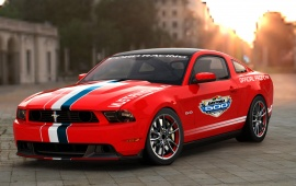 2011 Ford Mustang Daytona 500 Pace Car