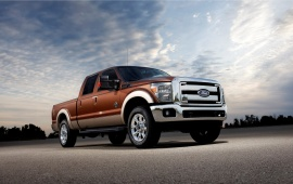 2011 Ford Super Duty Truck
