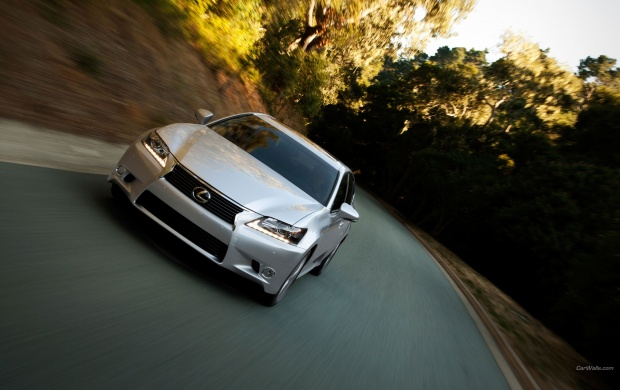 2011 Lexus GS 350 (click to view)