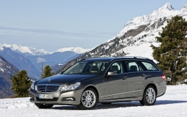2011 Mercedes Benz E350 4Matic Wagon