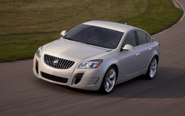 2012 Buick Regal GS (click to view)