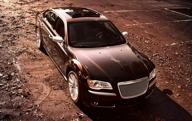2012 Chrysler 300 Luxury Series (click to view)