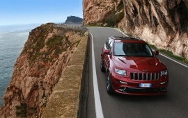 2012 Jeep Grand Cherokee SRT8 On Road