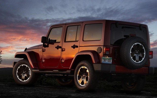2012 Jeep Wrangler Unlimited (click to view)