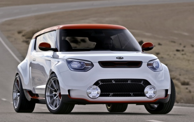 2012 Kia Trackster (click to view)