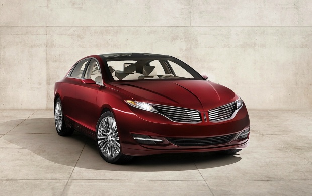 2012 Lincoln MKZ Concept (click to view)